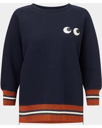 Anya Hindmarch - Eyes Sweatshirt - Lyst