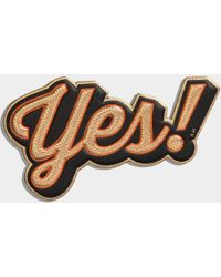Anya Hindmarch - Yes! Sticker - Lyst