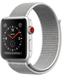 Apple - Watch 3 38mm Seashell Sport Band - Lyst