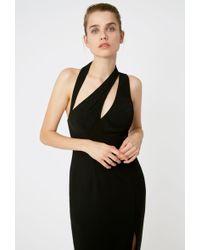 AQ/AQ - Florence Cut-out Maxi Dress - Lyst