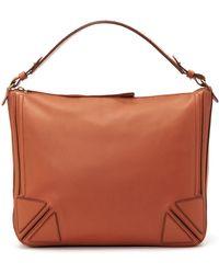 Aquatalia - Peyton Leather Shoulder Bag - Lyst