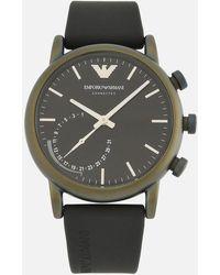 Emporio Armani - Hybrid Watch - Lyst