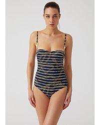 Emporio Armani - Swimsuit - Lyst