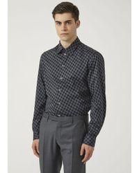 Emporio Armani - Casual Shirt - Lyst