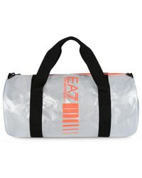 EA7 - Sports Bag - Lyst
