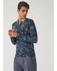 Emporio Armani - Sweater - Lyst