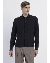 Emporio Armani - Camicia Casual - Lyst