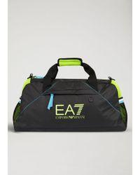 Emporio Armani - Gym Bag - Lyst