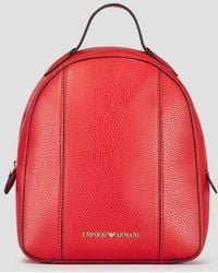 Emporio Armani - Backpack - Lyst