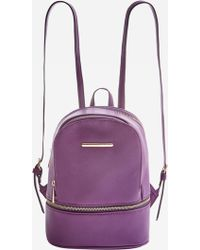 Ashley Stewart - Mini Backpack - Lyst