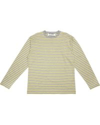 Onitsuka Tiger - LS STRIPED TEE - Lyst