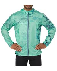 Asics | Packable Jacket | Lyst
