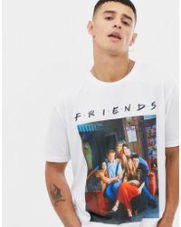 ASOS - Friends Relaxed T-shirt - Lyst