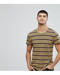 Nudie Jeans - Co Anders Stripe T-shirt - Lyst