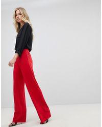 Ivyrevel - Wide Leg Jersey Trouser - Lyst