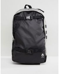 Nixon | Smith Iii Backpack With Skate Straps | Lyst