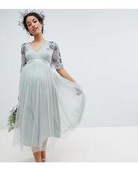 150feaf0df5de Women's Maya Maternity Dresses - Lyst