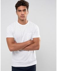 French Connection - Spot Pocket T-shirt - Lyst