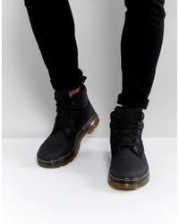 Dr. Martens - Rakim Hiking 5-eye Boots - Lyst