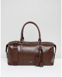 Dune - Zack Carryall In Brown - Lyst