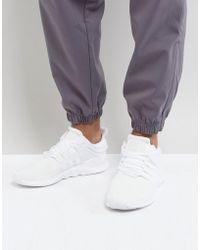 Adidas originali tubulare ombra scarpe in bianco bb8821 in bianco.