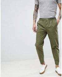 SELECTED - + Tapered Trouser - Lyst