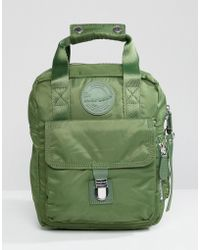 Dr. Martens - Green Small Flight Backpack - Lyst