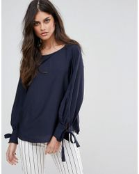 MAX&Co. - Max&co Pennello Blouse - Lyst