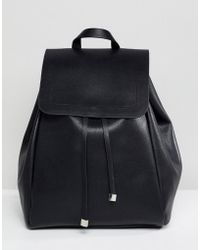 Pieces - Easy Backpack - Lyst
