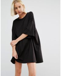 Weekday - Huge T-shirt Dress - Lyst