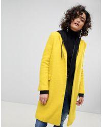 Mango - Colour Pop Overcoat - Lyst