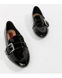 London Rebel - Pointed Flat Shoes - Lyst