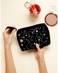 New Look - Cosmic Cosmetic Bag - Lyst