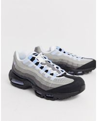 new product d5ce0 92032 Nike - Air Max 95 Trainers In Black Cd1529-001 - Lyst