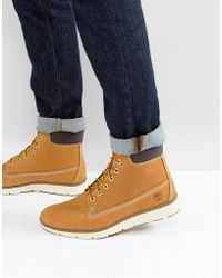 Timberland - Killington 6 Inch Boots In Wheat - Lyst