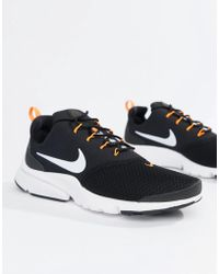 new products b0078 ab1ba Nike - Presto Fly Jdi Trainers In Black Aq96888-001 - Lyst