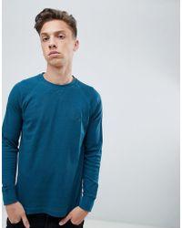 Tokyo Laundry Lightweight Crew Neck Sweater - Blue