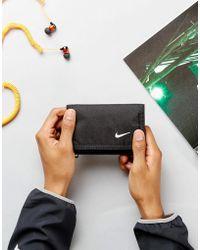 Nike - Wallet In Black Ia.08-068 - Lyst