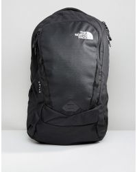 The North Face - Vault Backpack In Black - Lyst