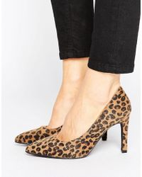 Pimkie - Leopard Print Heel - Lyst