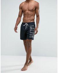 CALVIN KLEIN 205W39NYC - Id Intense Power Plus Swim Shorts - Lyst