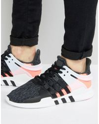 ADIDAS EQT SUPPORT 93 17 BOOST 6 7 8 9 10 11 CORE BLACK