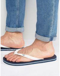Hollister | Flip Flops | Lyst