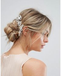 New Look - Jewelled Hair Slides - Lyst
