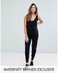 76d6791dfdf5c Women's Bluebelle Maternity Jumpsuits Online Sale - Lyst