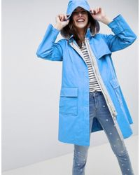 Esprit - Hooded Trench Jacket - Lyst