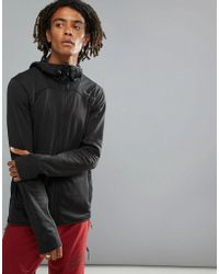 O'neill Sportswear - Activewear Easy Full Zip Hoodie Hyperdry In Black - Lyst
