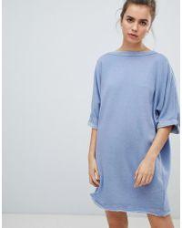 Volcom - Dress In Blue - Lyst