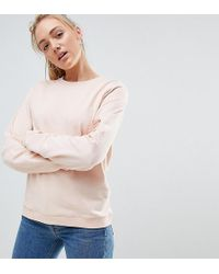 ASOS - Asos Design Tall Cute Sweat - Lyst