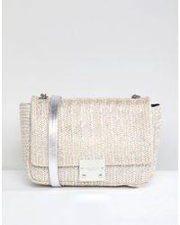 Carvela Kurt Geiger - Chain Soft Shoulder Bag - Lyst